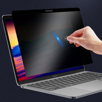 Laptop Magnetic Frosted Anti-peep Screen Protector for MacBook Air 13.3 inch (A1369/A1466)