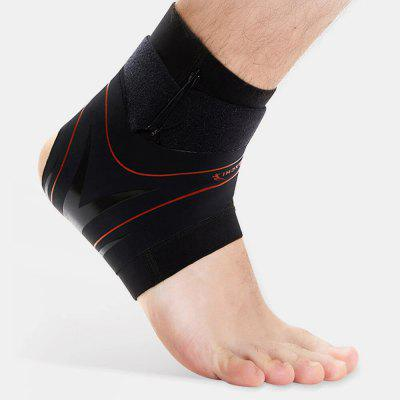 Sports Ankle Support Brace Adjustable Wrap Breathable