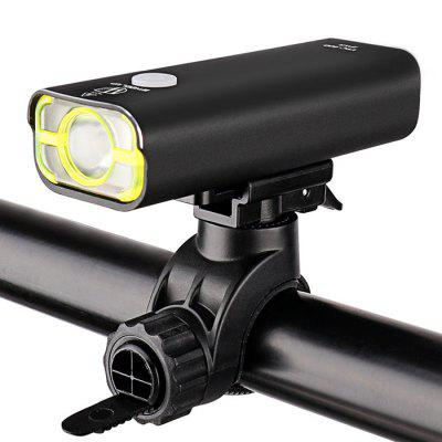 Gearbest - Utorch V9C 400 Lumens Bike Light Headlight Rechargeable Flashlight Mountain Bike Lighting Riding Equipment Accessories