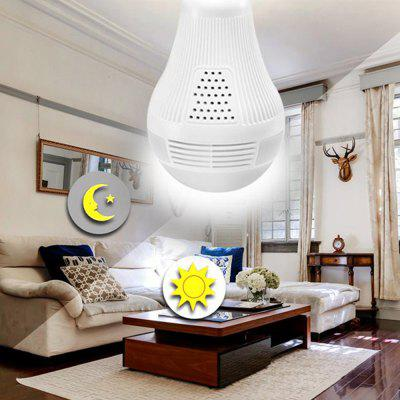 Фото - WiFi Smart Bulb Camera 1.3 Million 960P Panorama E27 Interface reolink battery wifi camera argus camouflage skin suit only for reolink argus