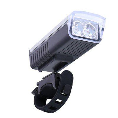 Gearbest - Utorch Touch Lighting Sensor Headlight USB Charging Bike Light Night Riding Equipment