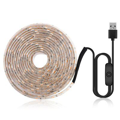 U2K LED Plant Grow Succulent Light Strip Indoor Growth Lamp 5V Low Voltage 2835 USB with Switch Epoxy Waterproof