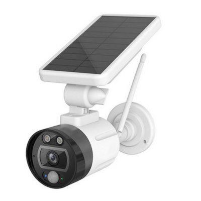 Фото - Wireless WiFi Low-power Solar Built-in Battery HD Camera Outdoor Waterproof Monitor Video Equipment surveillance camera outdoor waterproof wireless high definition mobile phone remote 360 degree automatic rotation panoramic tracking probe