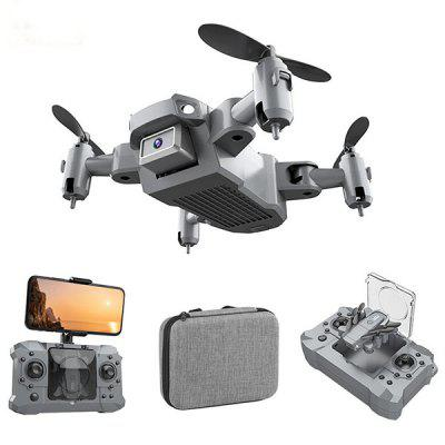 KY905 Mini Foldable HD RC Drone Quadcopter HD Four-axis Remote Control Aircraft the open source openpilot mini cc3d flight control traverse machine qav250 330 uses multi axis four axis equivalent to f3