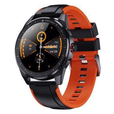 SN88 Smart Watch Round Full Touch Screen Heart Rate Call Reminder Step Counter IP68 Waterproof Bluetooth Smartwatch