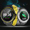 V5 1.3-inch Color Screen Smart Watch Heart Rate Blood Pressure Sleep Detection Bluetooth Health Sports Smartwatch - BLACK