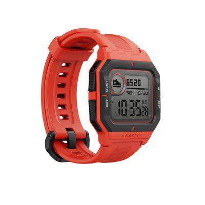 Original Amazfit Neo Smart Watch 28 Days Long Standby Wristband 24 Hours Heart Rate Monitor 5ATM Waterproof Smart Watch original amazfit neo smart watch 28 days long standby wristband 24 hours heart rate monitor 5atm waterproof smart watch
