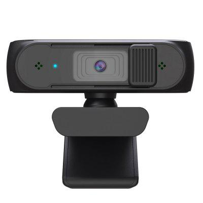 HXSJ S2 Computer PC Camera 5MP Auto Focus Webcam Support 720P 1080P Video