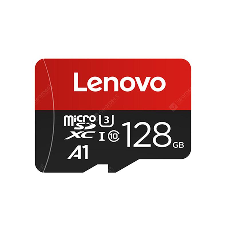 Lenovo Micro SD TF Memory Card High Speed Durable and Reliable Strong Compatibility