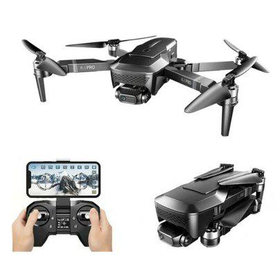 VISUO K1 Pro Gimbal Brushless Folding Remote Control Drone 5G Anti-shake 4K Ultra Clear RC Quadcopter Toy