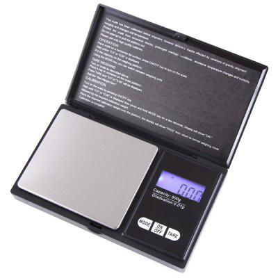 Digital Scale High Precision Jewelry Pocket