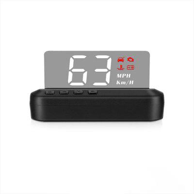 C100 Universal Car Display HUD Head-up Leader