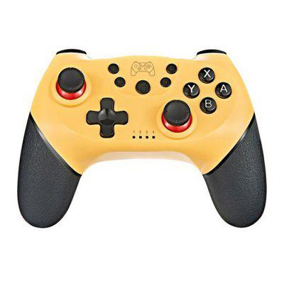 SW-B03 Games Controller Wireless Bluetooth Double Motor Vibration Sensor Two Color Handle for Switch
