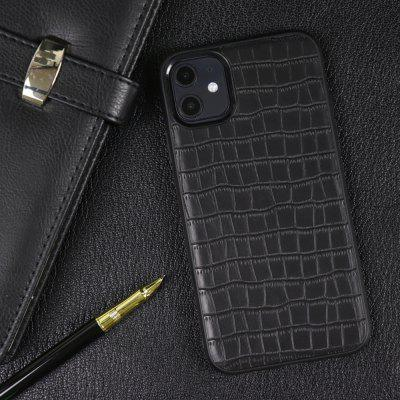Crocodile Pattern Sticker Leather Phone Case for iPhone 11 / Pro MAX XR XS