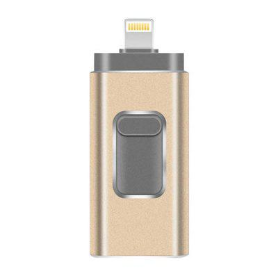 Фото - USB Flash Drive 4-in-1 Micro USB OTG Flash Drive C-type Pen Suitable For IPhone IPad PC Android Mobile Phone flash furniture fabric comfortable stackable steel side chair