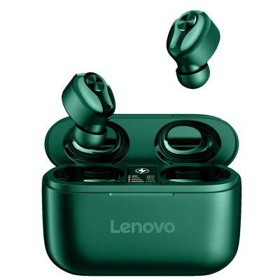 Фото - Lenovo HT18 Bluetooth Earbuds Headphone Type-C Fast Charge Noise Reduction HD Call True Wireless Earphone lenovo lp1s wireless bluetooth earbuds headphone