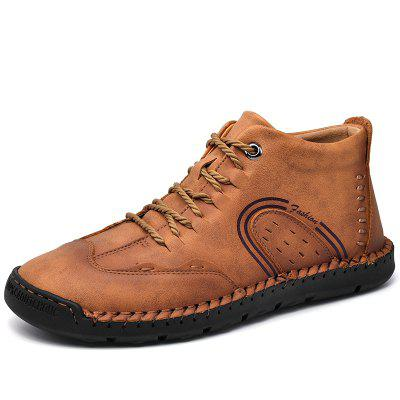 IZZUMI Outdoor Casual Men Shoes Non-slip Lightweight