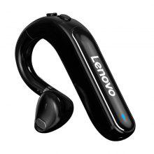 Lenovo TW16 Conference Bluetooth 5.0 Earbuds Headphone Wireless Earhook Earphone with Microphone Lasts 40 hours