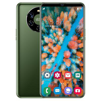 MATE50 PRO Smartphone MTK6580 6.3 inch 4GB RAM 64GB ROM Android 8.0 8MP + 21MP Cameras 4800mAh Battery