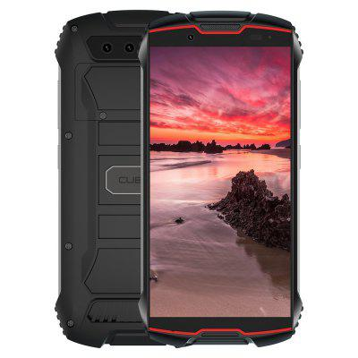Cubot Kingkong Mini 2 Rugged Smartphone 4 inch QHD+ Screen Waterproof 4G LTE Dual-SIM Android 10 3GB RAM 32GB ROM 13.0MP Camera Mini Phone Face ID