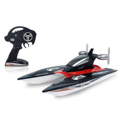 2.4G High-speed Remote Control Boat Speedboat Model Charging Induction RC Toy for Children