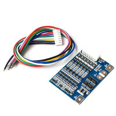 6 String 22.2V Lithium Battery Protection Shield with Balanced 18650 Board
