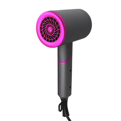 New Hair Dryer High Power Household Folding Negative Ion Quiet Hot Pick