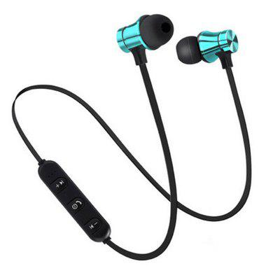 TX999 Sports In-Ear Magnetic Bluetooth Headphone Running Stereo Suction Wireless Earphone