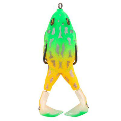 90mm Soft Baits Shad Lure for Fishing Bait Tuna Smell Frog Jigging River Catfish Silicone Artificial Wobblers Tackle