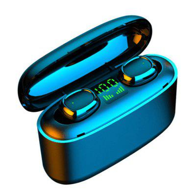 G5S TWS Mini Wireless Bluetooth Earbuds Headphone IPX7 Waterproof Business Sports Earplug Earphone