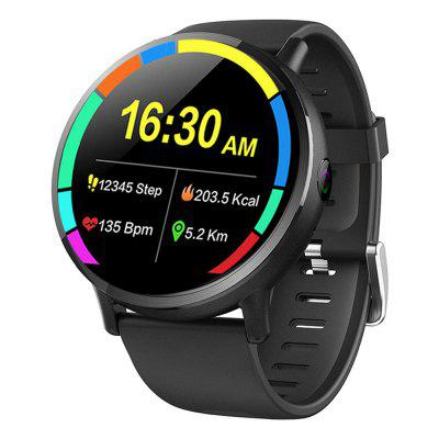 DM-19 Smart Watch Phone 4G Android Smartwatch 360 Degree Rotating Dual Camera WiFi Bluetooth GPS Positioning