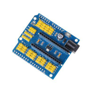 NANO UNO Multipurpose Expansion Module for Arduino NANO 3.0 Shielded I/O Expansion Board Module new original 1794 ps13 plc flex i o module