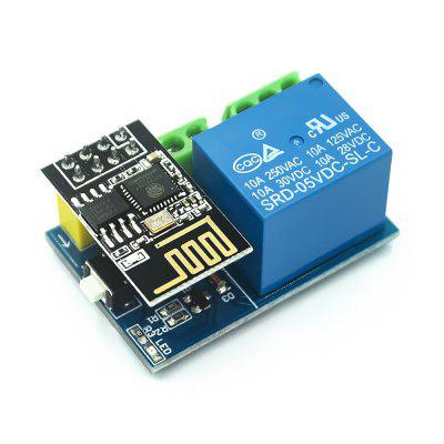 ESP8266 Receiver Module Relay Smart Home WiFi Remote Switch Suitable for Arduino