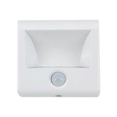 Human Body Sensing Night Light Stepless Dimming Cabinet Square Plug-in Small Lamp