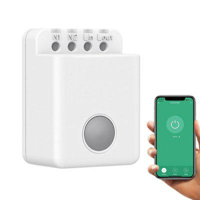 LED Light Controller Panel WiFi Control Box Support Google Home and Alexa