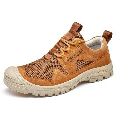 Men Casual Shoes Breathable Air Mesh Sports