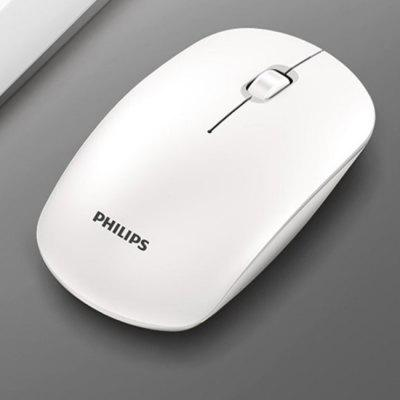 Philips M315 Wireless Mouse Computer Fashion Gaming for Home Office PC Laptop