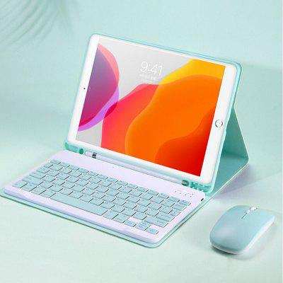 Wireless Bluetooth Keyboard Protective Cover for iPad 10.2 inch