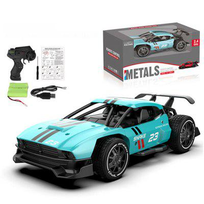 Shining RC Drift Cars Radio Control 2.4G 4CH Racing Car Toy for Children 1:24 High Speed Electric Mini Driving