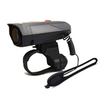 Bicycle Electric Horn Mountain Bike Speaker Riding Equipment Super Loud Bell