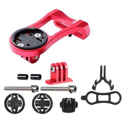 3 in 1 Multifunctional Bicycle Code Table Stand Aluminum Alloy MTB Bike Stopwatch Mount Holder Cycling Bracket Parts
