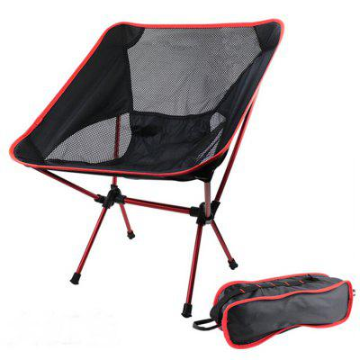 Portable Camping Beach Flodable Chair Lightweight Folding Fishing Outdoor Ultra Light Picnic Seat Tools