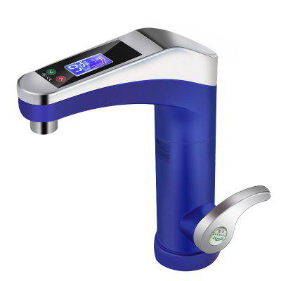 Instant Heating Digital Display Electric Heat Faucet Hot and Cold Water Dual Use Heater
