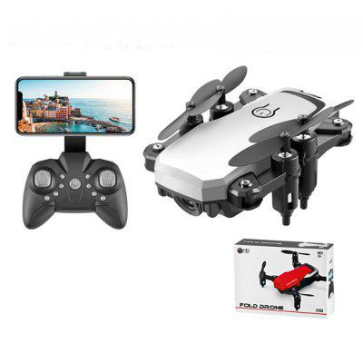 LF606 Folding RC Drone 4K Mini Gesture Aerial Photography WiFi Remote Control Four-axis Aircraft Quadcopter Children Plane Toy drone ls11 hd aerial photography 4k pixel dual camera four axis aircraft toy remote control aircraft