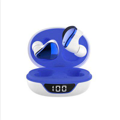Фото - P68 Bluetooth Earphones Wireless Bluetooth 5.0 Sports TWS In-ear Headphones Microphones Stereo Bidirectional Call Waterproof kz zst x earphones circle iron headphones inflator hifi headset tape microphone call game headphones