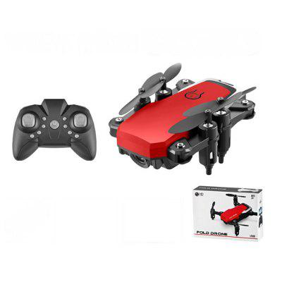 LF606 Folding RC Drone 4K Mini Gesture Aerial Photography WiFi Remote Control Four-axis Aircraft Quadcopter Children Plane Toy
