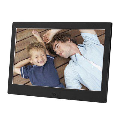 10 inch LED Metal Shell Digital Photo Frame High-definition Electronic Album