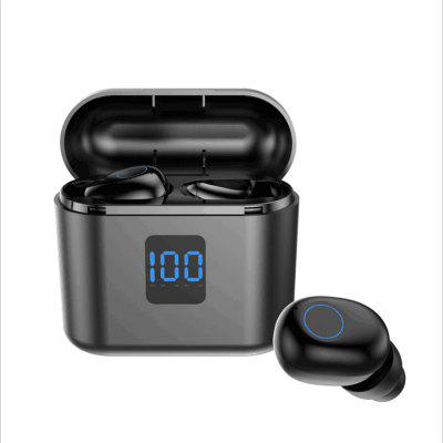 Фото - X11B Touchpad TWS Earbuds Headphone Wireless Bluetooth V5.1 Mini Sports Earphone with Touch Control for Huawei and Xiaomi сегвей xiaomi ninebot mini pro белый