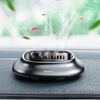 Baseus Small Volcano Car Air Freshener Purifier Solid Aromatherapy Air Purifier Deodorant Fresh Ornament 11690 hepa filter charcoal cotton for holmes aer1 hapf30at air purifier