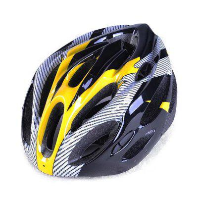 Bicycle Helmet Mountain Bike Carbon Fiber Men and Women Universal Cycling